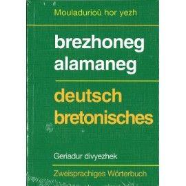 Geriadur Brezhoneg / Alamaneg.