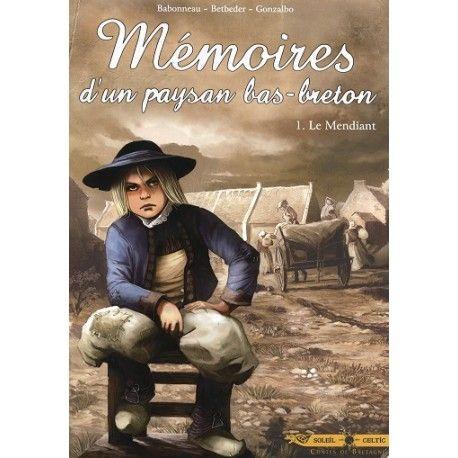 Mémoires d'un paysan bas breton.
