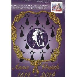 DVD - Anna Vreizh (1514 - 2014)