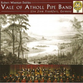 Vale of Atholl Pipe Band - Live from Frankfurt