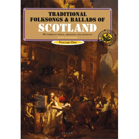 Traditional folksongs & ballads of Scotland