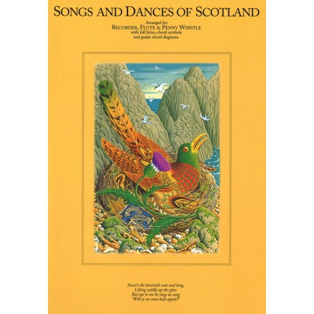 Songs and Dances of Scotland