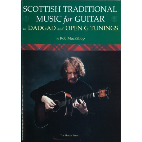 SCOTTISH TRADITIONAL MUSIC FOR GUITAR (DADGAD)