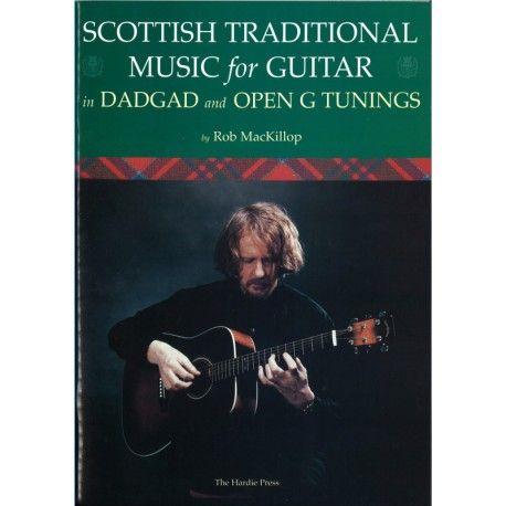 SCOTTISH TRADITIONAL MUSIC FOR GUITAR (DADGAD)