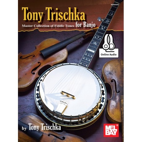 MASTER COLLECTION OF FIDDLE TUNES FOR BANJO
