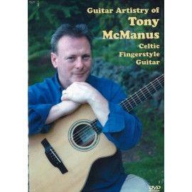 DVD - Tony McManus - Celtic Fingerstyle Guitar