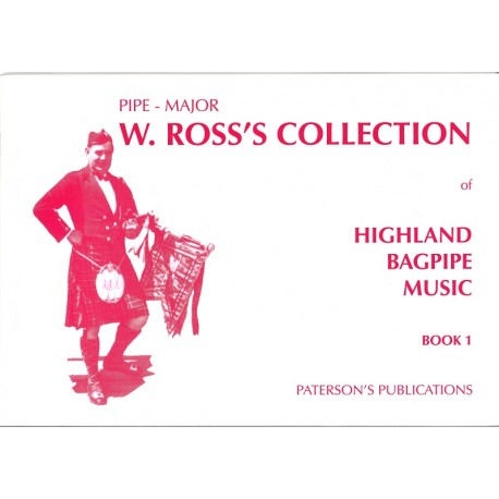 Pipe-Major W. Ross's collection