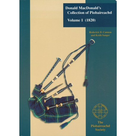 Donald MacDonald's Collection of Piobaireachd