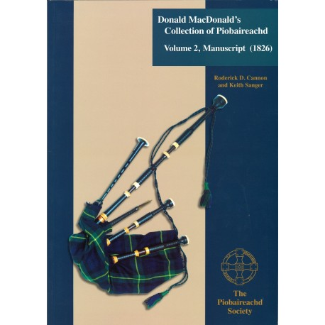 Donald MacDonald's Collection of Piobaireachd (volume 2)