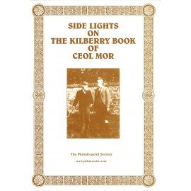 Side Light on The Kilberry Book of Ceol Mor (Volume 1)