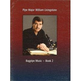 Pipe Major William Livingstone