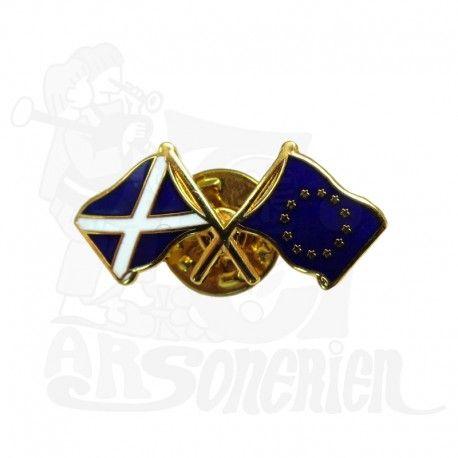 Pin's Écosse - Union Européenne