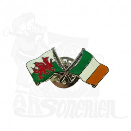 Pin's Pays de Galles - Irlande
