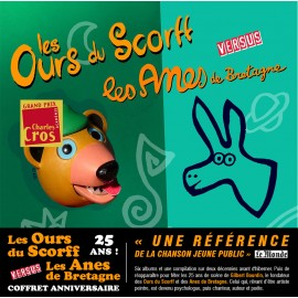 Les Ours du Scorff versus les Ânes de Bretagne