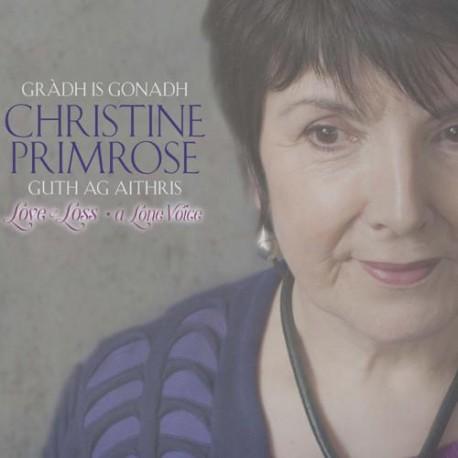 PRIMROSE Christine   Gràdh is Gonadh – Guth ag aithris