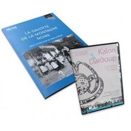 La gavotte de la Montagne Noire + DVD Kalon Dardoup