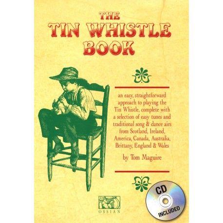 The Tin Whistle Book + CD