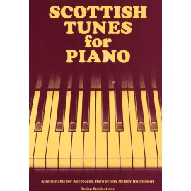 Scottish tunes for piano