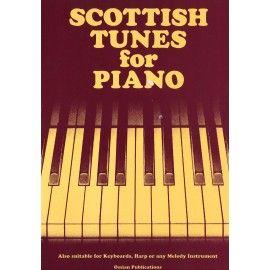 Scottish tunes for piano