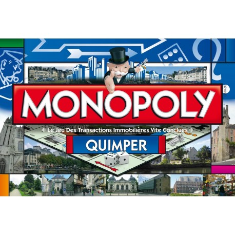Monopoly Quimper