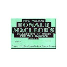 Pipe Major Donald MacLeod's