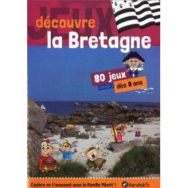"""Jeux """"découvre la Bretagne"""""""