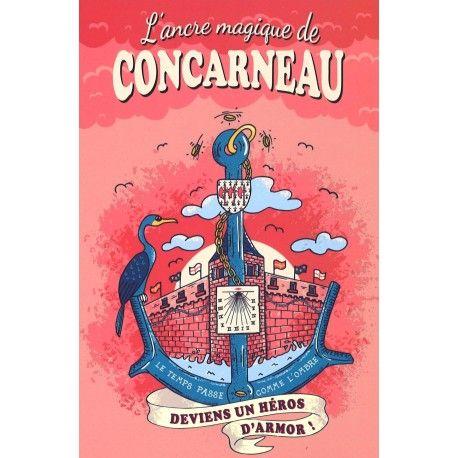 L'ancre magique de Concarneau