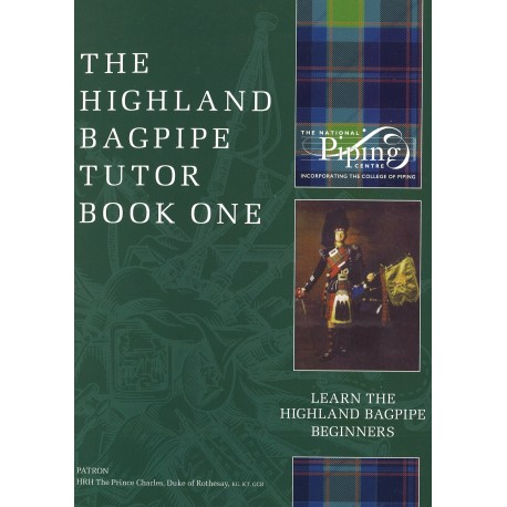 Cornemuse écossaise - The Highland Bagpipe Tutor Book