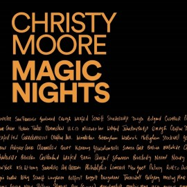 Christy Moore | Magic Nights