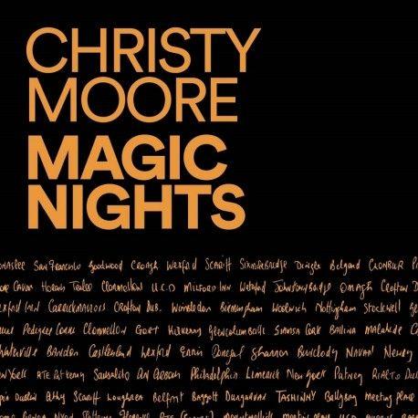 Christy Moore | Magic Nights