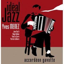 Idéal Jazz d'Yves Menez [disque vinyle]