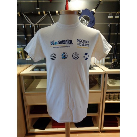 T-Shirt McCallum / Ti ar Sonerien