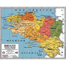 Breizh - Kartenn hor Bro