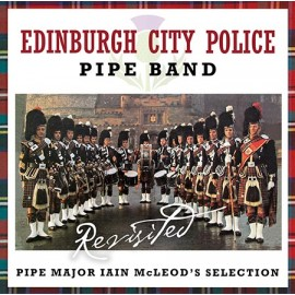 Edinburgh City Police Pipe Band - Revisited