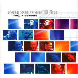 Capercaillie ‎– Live In Concert