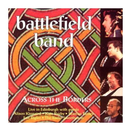 Battlefield Band – Across The Borders
