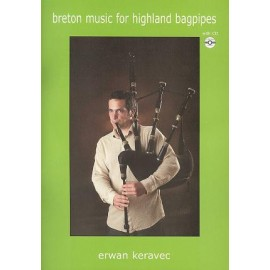 Breton music for Highland bagpipe (+ CD)