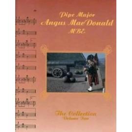 Pipe Major Angus MacDonald MBE - Book 2