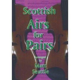 Scottish airs for pairs