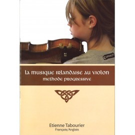 Violon - La musique irlandaise au Violon - Methode progressive