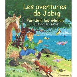 Les aventures de Jobig, par-delà les Glénan