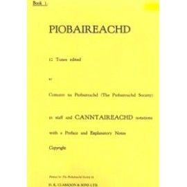 Piobaireachd society's collection