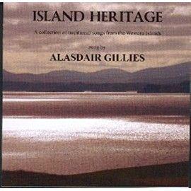 Alasdair MacGilliosa -Island Heritage