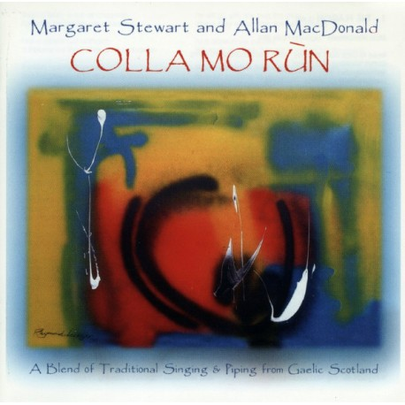 Margaret STEWART, Allan MACDONALD – Colla Mo Rún