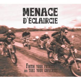 Menace d'éclaircie | Finish your Patates and Take your Converses