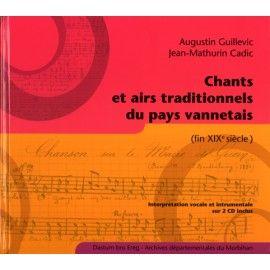 Chants et airs traditionnels du pays vannetais