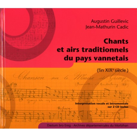 Chants et airs traditionnels du pays vannetais