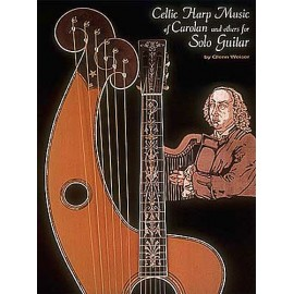 Celtic harp music of Carolan...