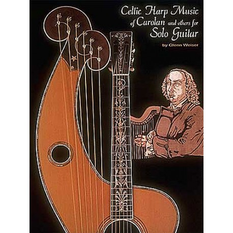 Celtic harp music of Carolan...