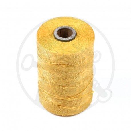 Fil jaune (50g)